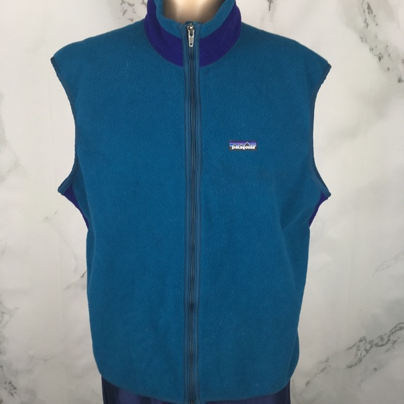Patagonia Other - Vintage Patagonia Made In USA Vest